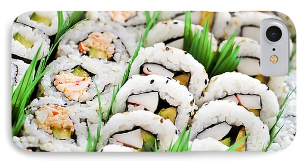 Sushi Platter Phone Case by Elena Elisseeva