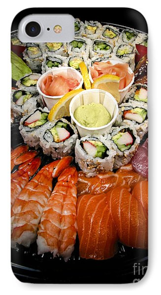 Sushi Tray Phone Case by Elena Elisseeva