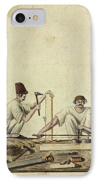 Sutar IPhone Case by British Library