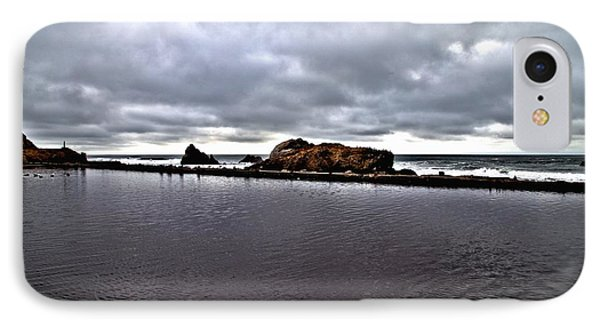 Sutro Baths Pool IPhone Case