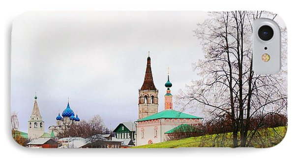 Suzdal IPhone Case by Julia Ivanovna Willhite