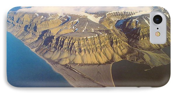 Svalbard Island Norway IPhone Case