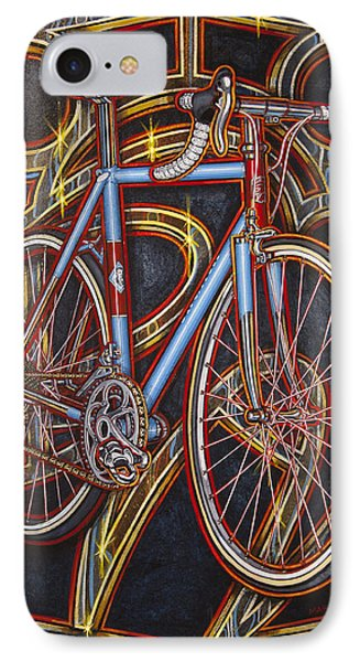 Swallow Bespoke Bicycle IPhone Case
