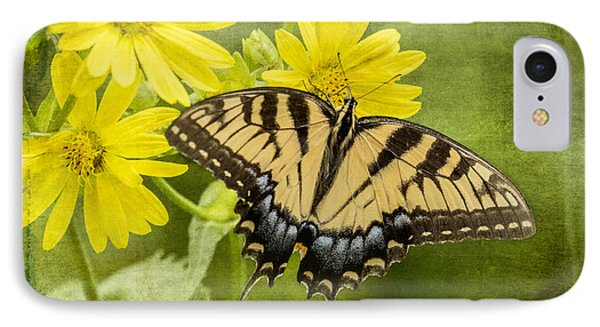 IPhone Case featuring the photograph Swallowtail by Vicki DeVico