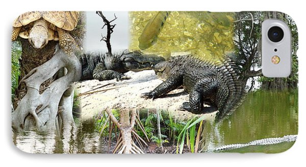 Swamp Life IPhone Case