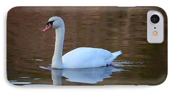 Swan 6 IPhone Case