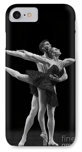 Swan Lake  Black Adagio  Russia  IPhone Case
