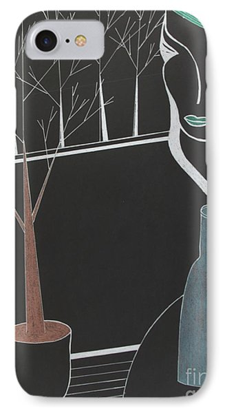 Swedish Cafe IPhone Case by Bill OConnor