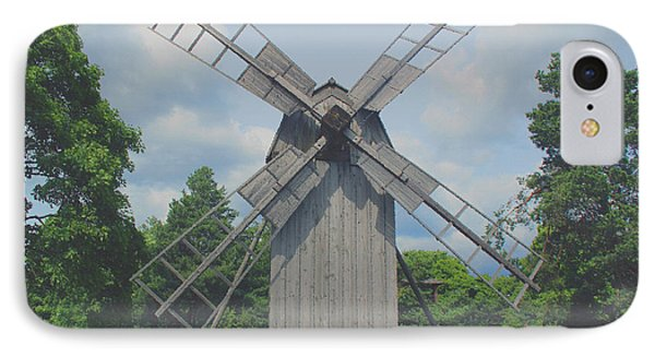 IPhone Case featuring the photograph Swedish Old Mill by Sergey Lukashin