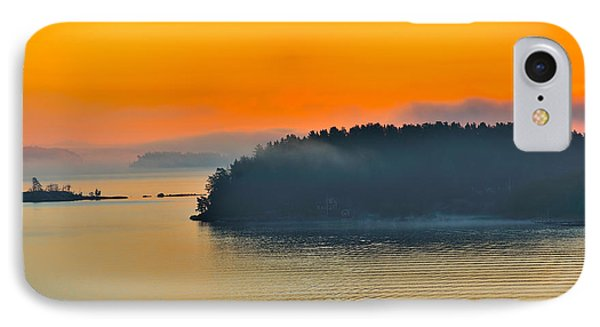 IPhone Case featuring the photograph Swedish Sunrise by Marianne Campolongo