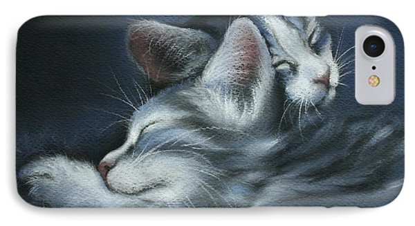 Sweet Dreams Phone Case by Cynthia House