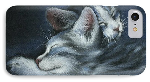 IPhone Case featuring the drawing Sweet Dreams by Cynthia House