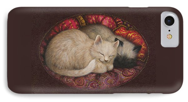 Sweet Dreams IPhone Case by Lynn Bywaters