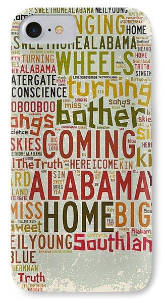 Alabama Band iPhone 7 Cases   Fine Art America