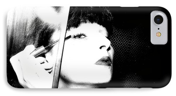 IPhone Case featuring the photograph Sweet Lips Of Love by Steven Macanka