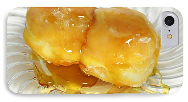 Sweet Pastry Donut Phone Case by Susan Leggett
