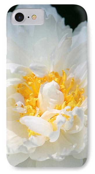 IPhone Case featuring the photograph Sweet Peony by The Art Of Marilyn Ridoutt-Greene