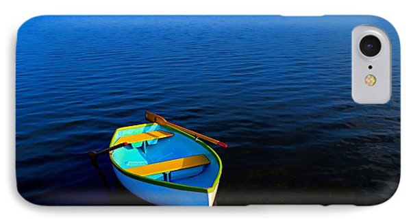 My Sweet Row Boat IPhone Case by Laura Ragland