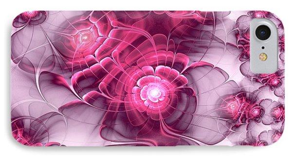 Sweet Sakura IPhone Case by Anastasiya Malakhova
