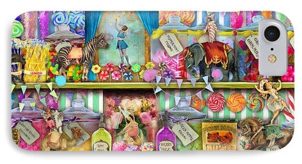 Sweet Shop Panoramic IPhone Case by Aimee Stewart