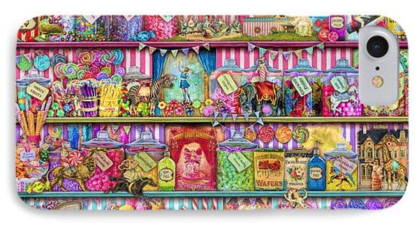 Sweet Shoppe IPhone Case by Aimee Stewart