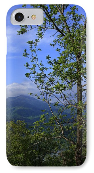 IPhone Case featuring the photograph Sweet Springtime On The Blue Ridge Parkway Nc by Mountains to the Sea Photo