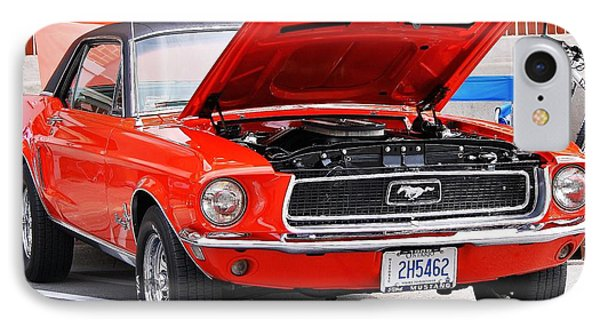Sweet Stang... IPhone Case by Al Fritz
