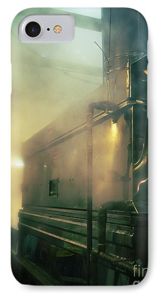 Sweet Steam Phone Case by Edward Fielding