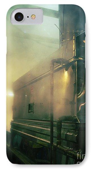 Sweet Steam IPhone Case by Edward Fielding
