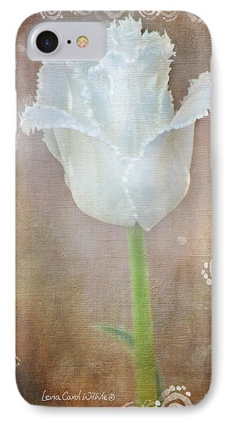 Sweet Tranquility IPhone Case by Lena Wilhite