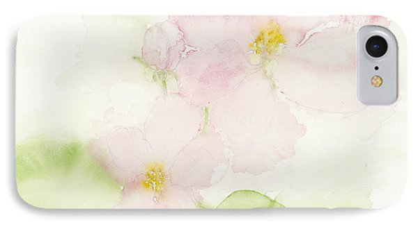 Sweetest Blossoms Of Spring IPhone Case by Ann Michelle Swadener