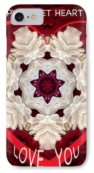 Sweetheart Card Phone Case by Debra     Vatalaro
