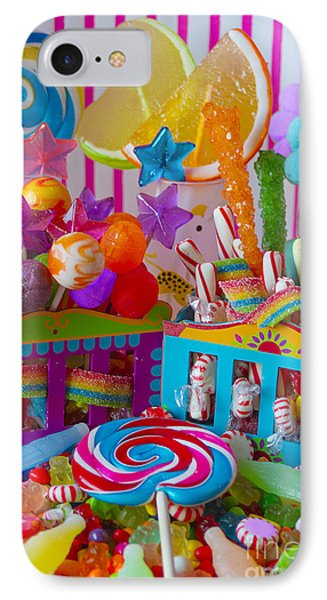 Sweets 3 IPhone Case by Aimee Stewart