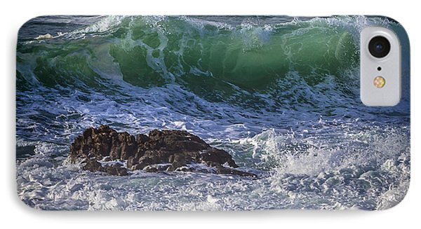 Swells In Doninos Beach Galicia Spain IPhone Case by Pablo Avanzini