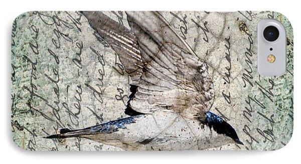 Swift Wings Phone Case by Judy Wood