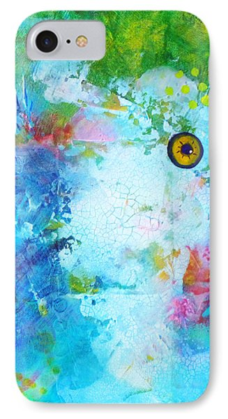 Swimming Phone Case by Nancy Merkle