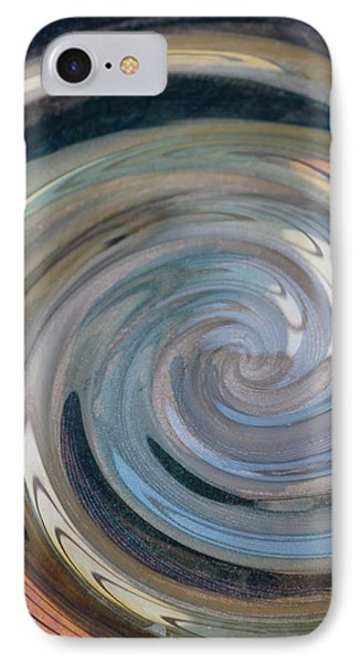 IPhone Case featuring the photograph Swirl by Diane Alexander