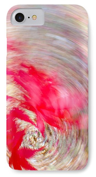 Swirling Japanese Maple Leaves IPhone Case by Bernhart Hochleitner