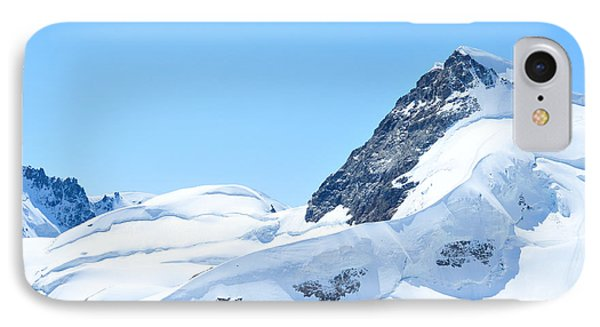 Swiss Alps IPhone Case by Joe  Ng