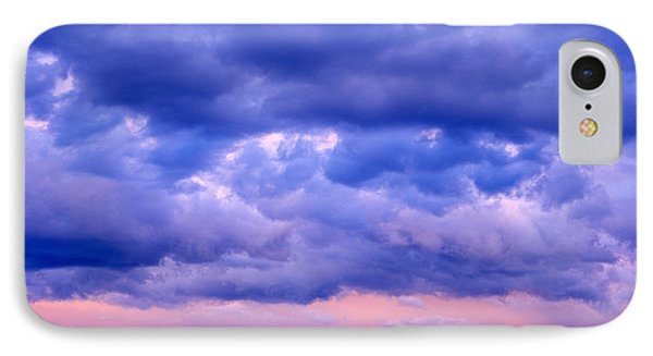 Switzerland, Clouds, Cumulus, Storm IPhone Case