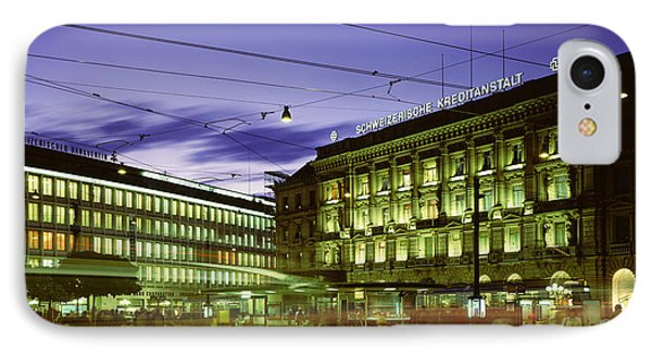 Switzerland, Zurich IPhone Case