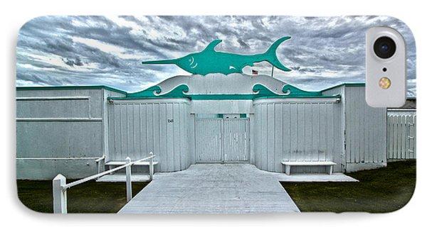 Swordfish Beach Club I IPhone Case