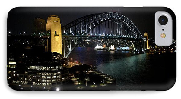 Sydney Harbour Bridge IPhone Case