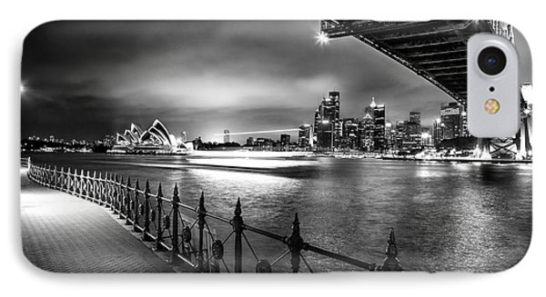 Sydney Harbour Ferries IPhone Case