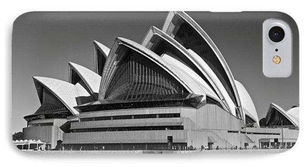 Sydney Opera House IPhone Case by Venetia Featherstone-Witty