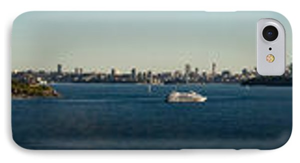 IPhone 7 Case featuring the photograph Sydney Panorama by Miroslava Jurcik