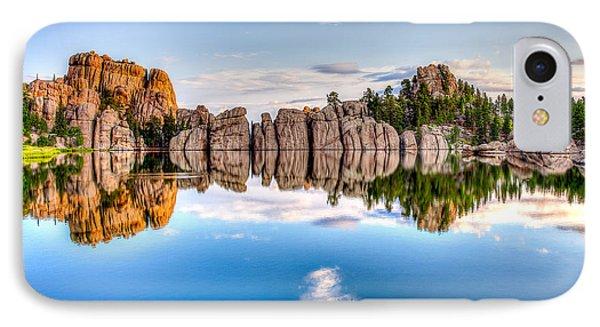 Sylvan Lake Phone Case by David Wynia