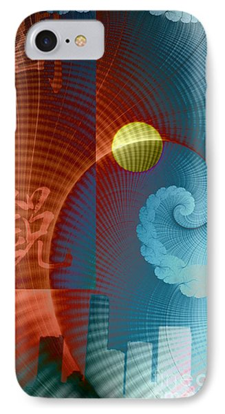 Symbols Vertical IPhone Case