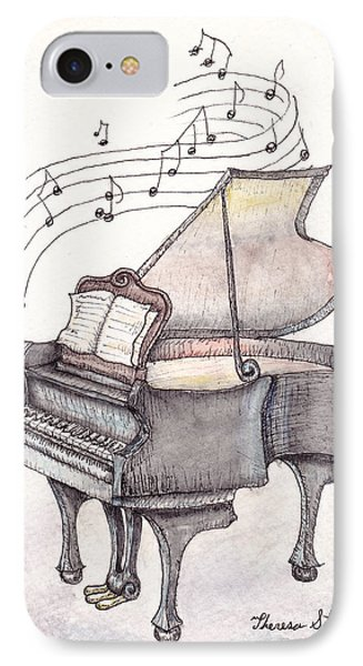 Symphony Phone Case by Theresa Stinnett