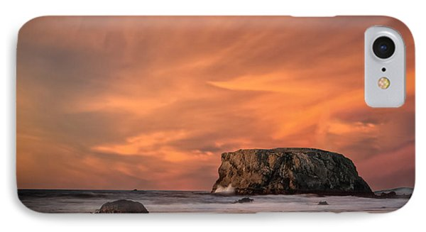 Table Rock Sunset Phone Case by Joe Hudspeth
